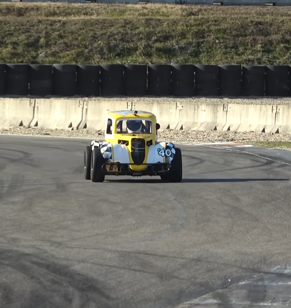2021 07 20 16 01 07 172 Driving a 10000 rpm inline 3 Legend Car at Castelletto Circuit OnBoard